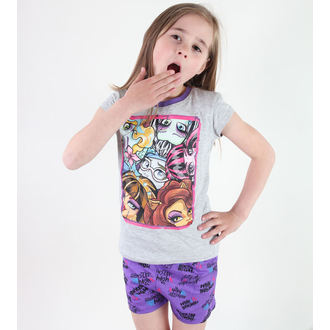 pajama girlish TV MANIA - Monster High -Grey, TV MANIA