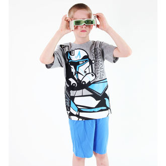 pajama boys TV MANIA - Star Wars Clone - Grey, TV MANIA
