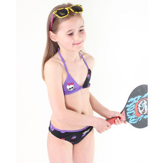 swimsuits girlish TV MANIA - Monster High - Black - MOH 565