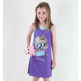dress girlish TV MANIA Monster High - Purple, TV MANIA