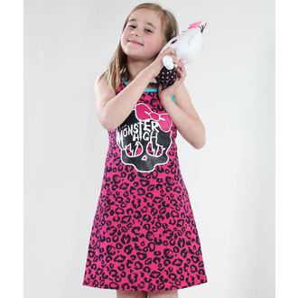 dress girlish TV MANIA Monster High - Pink, TV MANIA