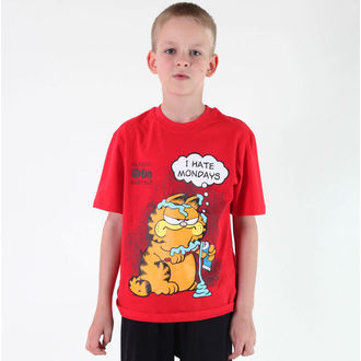 film t-shirt men's children's Garfield - Garfield - TV MANIA, TV MANIA