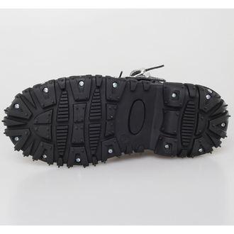 boots NEVERMIND - 12 eyelet - Polido Black - 14112S3B