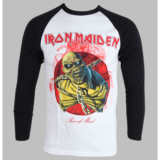 t-shirt metal men's children's Iron Maiden - Piece Of Mind - ROCK OFF - IMRL02MW