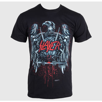 Metal T-Shirt men's children's Slayer - Ammunition Eagle - ROCK OFF - SLAYTEE14MB
