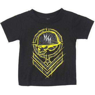 t-shirt street men's children's - SHRED - METAL MULISHA, METAL MULISHA