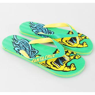flip-flops women's unisex - SANTA CRUZ - Green - MAFSP