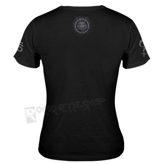 t-shirt hardcore women's - CHURCH OF SATAN - AMENOMEN - OMEN053DA