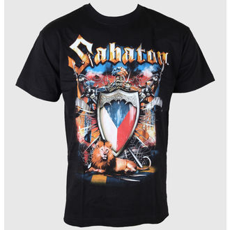 Metal T-Shirt men's children's Sabaton - Swedisch - CARTON - K_484