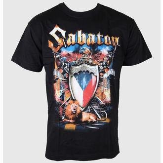 t-shirt metal men's children's Sabaton - Swedisch - CARTON - K_484