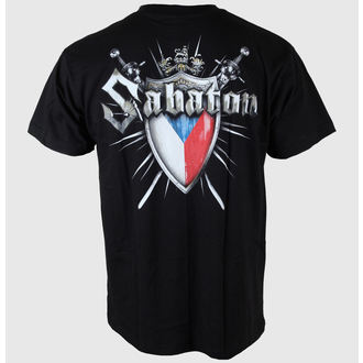 t-shirt metal men's children's Sabaton - Swedisch - CARTON - K_484