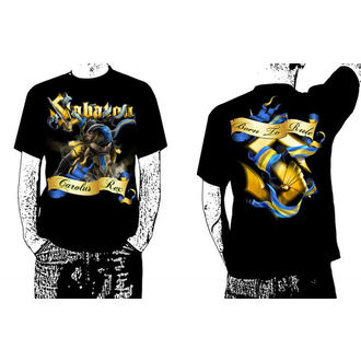 t-shirt metal men's children's Sabaton - Carolus Rex - CARTON - K_389