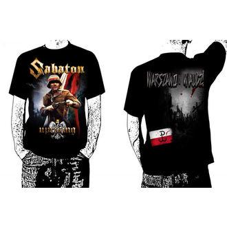 Metal T-Shirt men's children's Sabaton - Uprising - CARTON - K_395