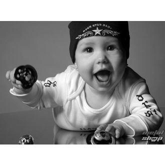 pacifier ROCK STAR BABY - Leopard - 90313