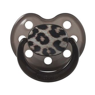 pacifier ROCK STAR BABY - Leopard, ROCK STAR BABY