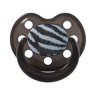 pacifier ROCK STAR BABY - Zebra - 90314