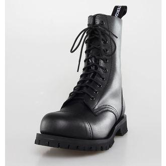 leather boots unisex - ALTERCORE - Black - 551
