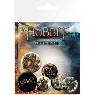 badges The Hobbit - Desolation of Smaug