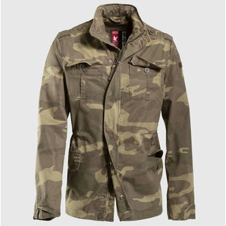 jacket men spring/autumn SURPLUS - Delta Britannia - Woodland Gewas - 20-3527-62