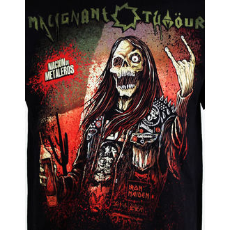 t-shirt metal men's children's Malignant Tumour - Exact BLACK - NNM