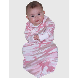 overall to sleep children ROTHCO - INFANT PC - PINK CAMO, ROTHCO