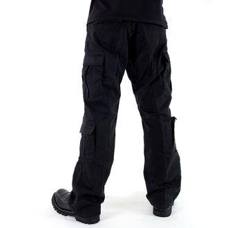 pants men ROTHCO - VINTAGE PARATROOPER Fatigues - BLACK - 2986