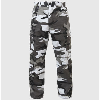 pants men ROTHCO - VINTAGE PARATROOPER Fatigues - CITY CAMO - 3586
