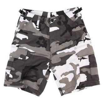 shorts men ROTHCO - L / C - CITY CAMO - 65215