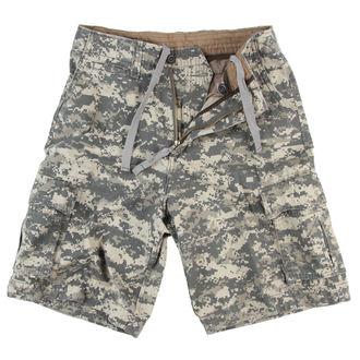shorts men ROTHCO - VINTAGE INFANTRY - ACU DIGITAL - 2520