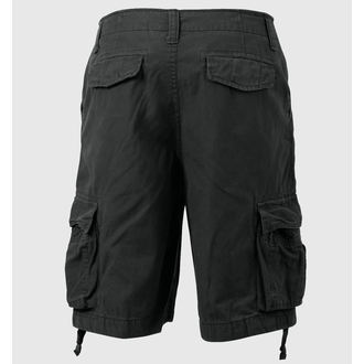 shorts men ROTHCO - VINTAGE INFANTRY - BLACK - 2552
