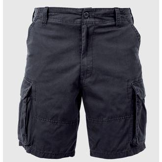 shorts men ROTHCO - VINTAGE PARATROOPER - BLACK - 2130