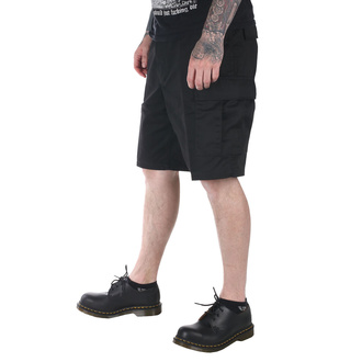 shorts men ROTHCO L / C - BLACK - 65206