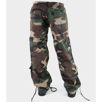 pants women ROTHCO - VINTAGE PARATROOPER - Fatigues CAMO - 3386