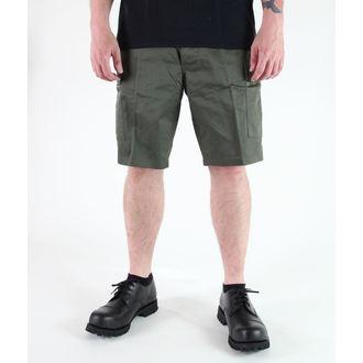 shorts men ROTHCO - BDU L / C - OLIVE DRAB, ROTHCO