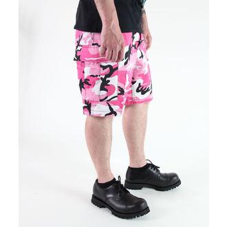 shorts ROTHCO - BDU L / C - PINK CAMO - 65420