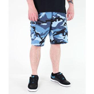 shorts men ROTHCO - BDU L / C - SKY BLUE CAMO, ROTHCO
