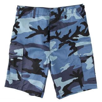 shorts men ROTHCO - BDU L / C - SKY BLUE CAMO - 65218