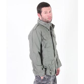 spring/fall jacket men's - LIGHTWEIGHT VINTAGE M-65 - ROTHCO, ROTHCO