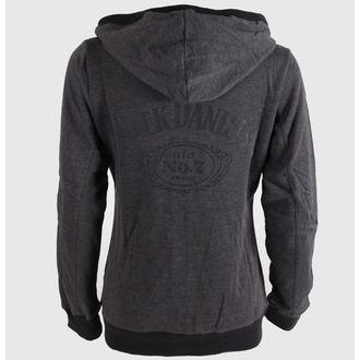 hoodie women's Jack Daniels - Old No.7. - JACK DANIELS, JACK DANIELS