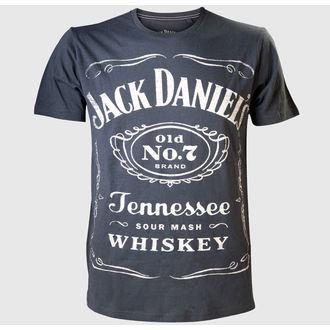 t-shirt street men's children's Jack Daniels - Reversible Printed - JACK DANIELS - TS150901JDS