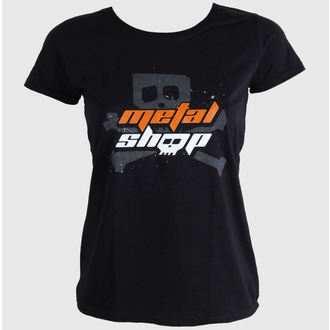 t-shirt women METALSHOP.CZ - logo 3