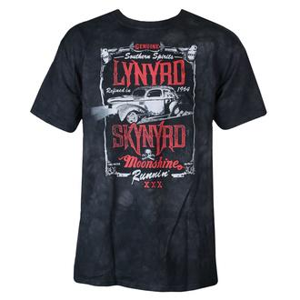 Metal T-Shirt men's women's unisex Lynyrd Skynyrd - - LIQUID BLUE - 11829