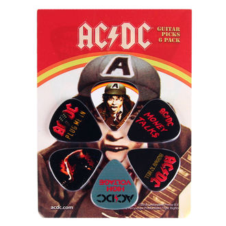 picks AC / DC - PERRIS LEATHERS, PERRIS LEATHERS, AC-DC