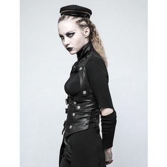 Women's corset PUNK RAVE - Inquisitor, PUNK RAVE