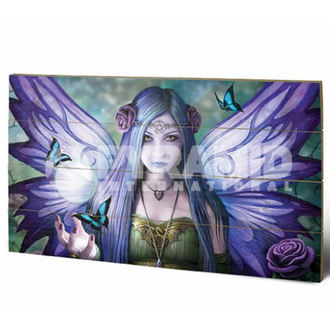 wooden image Anne Stokes - Mystic Aura - PYRAMID POSTERS, ANNE STOKES