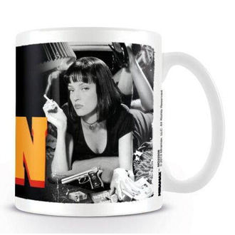 cup Pulp Fiction - Mia - PYRAMID POSTERS - MG22508