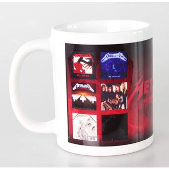 cup Metallica - Albums - PYRAMID POSTERS, PYRAMID POSTERS, Metallica