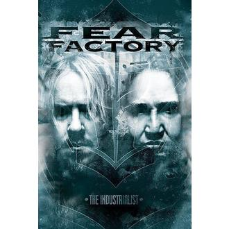 poster Fear Factory - The Industrialists - PYRAMID POSTERS - PP33230