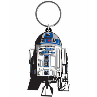 key ring (pendant) Star Wars - R2 D2 - PYRAMID POSTERS, PYRAMID POSTERS