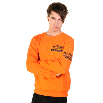 sweatshirt (no hood) women's - Alcatraz - BANNED - OBN1751MO